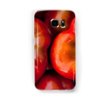 A Pair of Peppers Samsung Galaxy Case/Skin