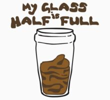 My Glass is Half Full of **** by Hayko