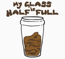 My Glass is Half Full of **** by Hayko