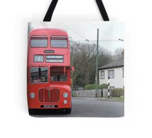 Birmingham Bus (From the Good Old Days) Tote Bag