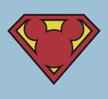 Super Mickey Kids Tee