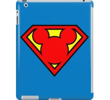 Super Mickey iPad Case/Skin