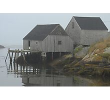 More Peggy's Cove, Nova Scotia. Photographic Print