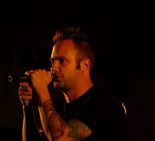 Default Frontman Dallas Smith by Shawnna Taylor