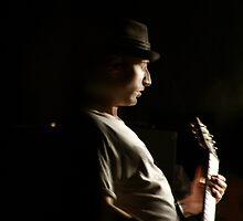 Default Guitarist Jeremy Hora by Shawnna Taylor