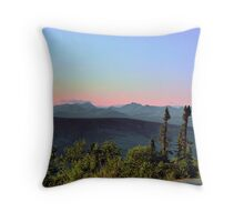 Where The Sun Does Not Set2 Throw Pillow