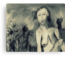 powroty 6 Canvas Print