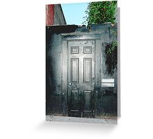 Open Room Greeting Card