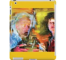 Back in Time iPad Case/Skin