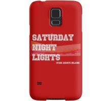 Saturday Night Lights Samsung Galaxy Case/Skin
