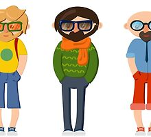 guys fashion set by OlgaBerlet