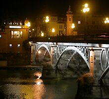 Seville at Night by Vanessa Nebenfuhr