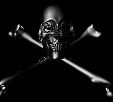 Skull&Xbones by Bryan  Cavanagh