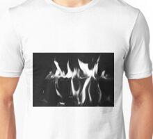 Black Flame Unisex T-Shirt
