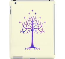 LOTR // TREE OF GONDOR // MINIMALIST POSTER iPad Case/Skin