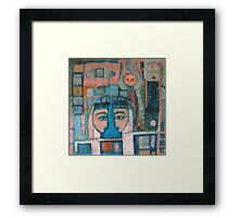 What the Twins thought Framed Print