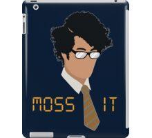 Moss IT iPad Case/Skin
