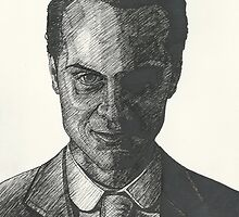 Moriarty Evil Super Villian by JackassKershaw