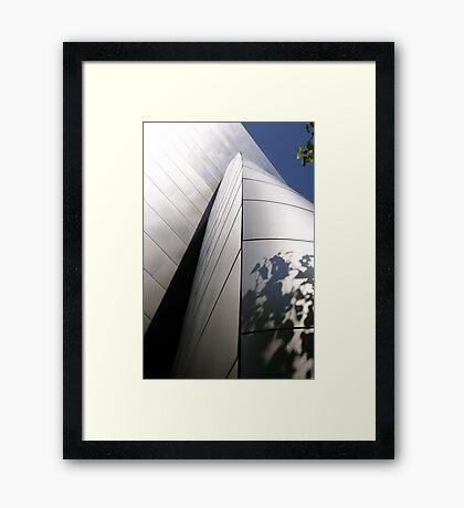 Disney Hall_6 Framed Print