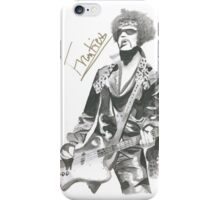 Signed Frankie Poullain  iPhone Case/Skin