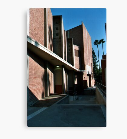 Riverside Community College Theater Canvas Print