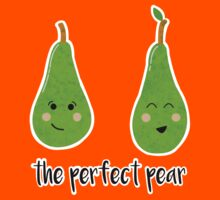 The Perfect Pear.. Kids Tee