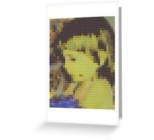 CHRISTIE(C2015) Greeting Card
