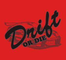 Drift or Die One Piece - Short Sleeve