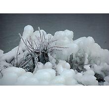 Icescape Photographic Print