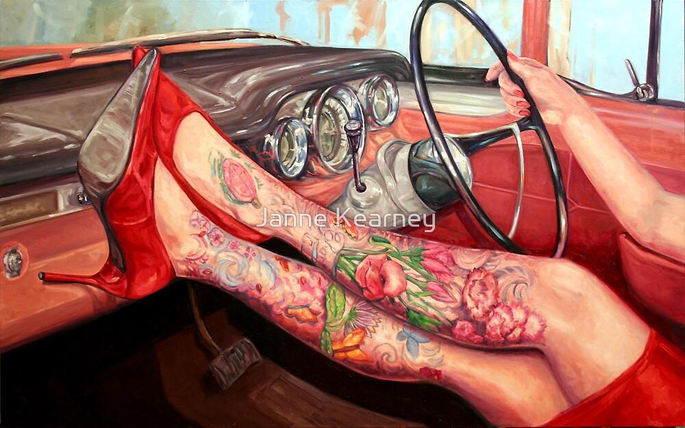 If the shoe fits? by Janne Kearney