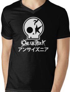 ONE OK ROCK Mens V-Neck T-Shirt