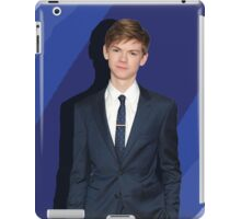 Blue Sangster iPad Case/Skin