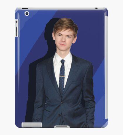 Blue Sangster iPad Case/Skin