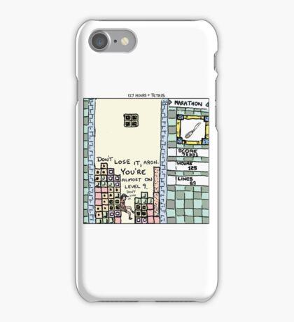 127 Hours + Tetris iPhone Case/Skin