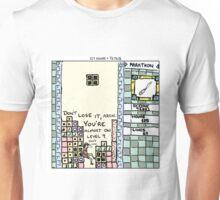 127 Hours + Tetris Unisex T-Shirt