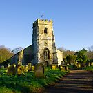 All Saints Church - Settrington by Trevor Kersley