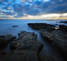 Island Light by Andrew Widdowson