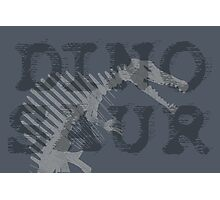 Dinosaur: T-Rex Photographic Print