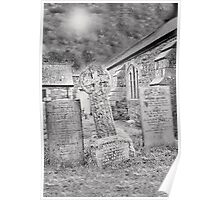 Obituary in Stone Poster