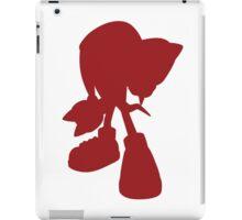 Knuckles the echidna iPad Case/Skin