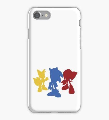 Sonic Team iPhone Case/Skin