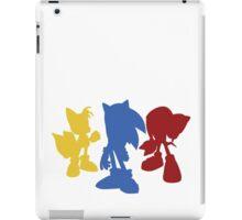 Sonic Team iPad Case/Skin