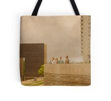 Discussion of Death Tote Bag
