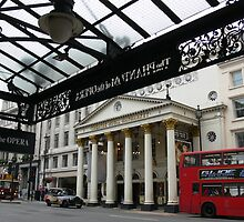 Her Majesty's Theatre by PhotosByG