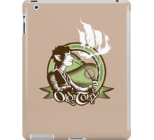 Old Toby - The Finest Weed In The Southfarthing iPad Case/Skin