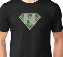 Minecraft Superman  Unisex T-Shirt
