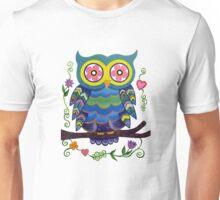 Owl Unisex T-Shirt