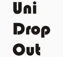 Uni Drop Out T-Shirt