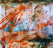 *Aboriginal Rock Art Kakadu Northern Territory* by Ronald Rockman