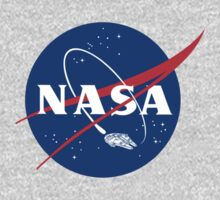NASA LOGO FALC T-Shirt
